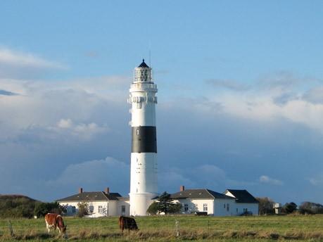 Kampener Leuchtturm auf Sylt