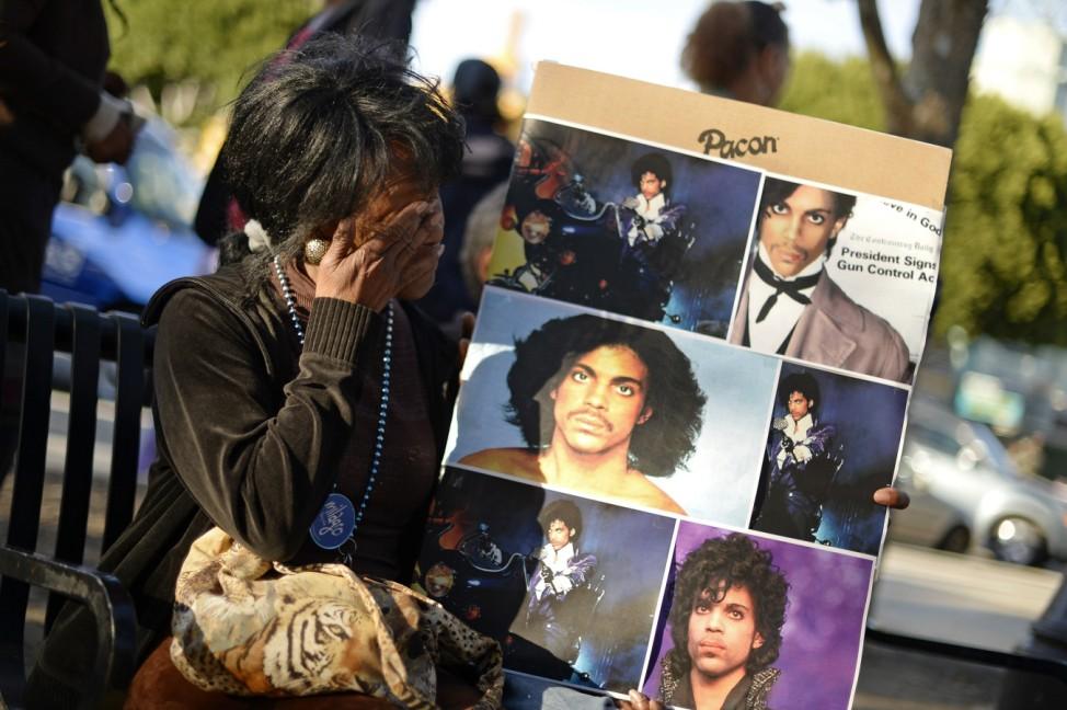 Rock Legend Prince Dies At Age 57