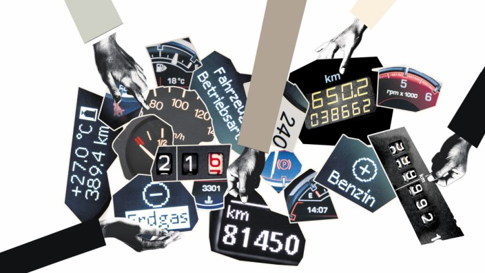 Collage Autodaten