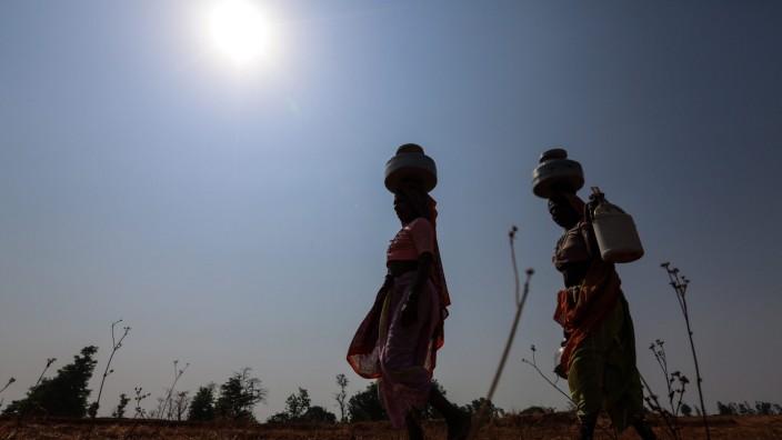 Drought in Maharashtra, India