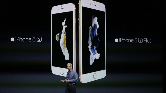 Apple 2nd quarter 2016 results