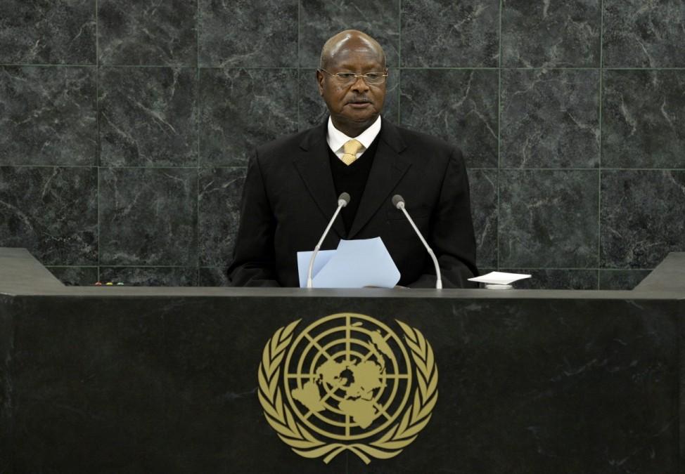 Die amtsältesten Machthaber Afrikas