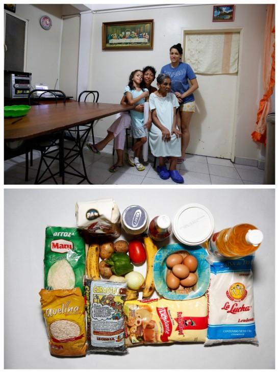 The Wider Image: Venezuela's empty fridges