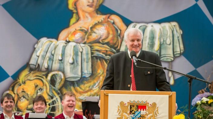 Eröffnung der Landesausstellung 'Bier in Bayern'