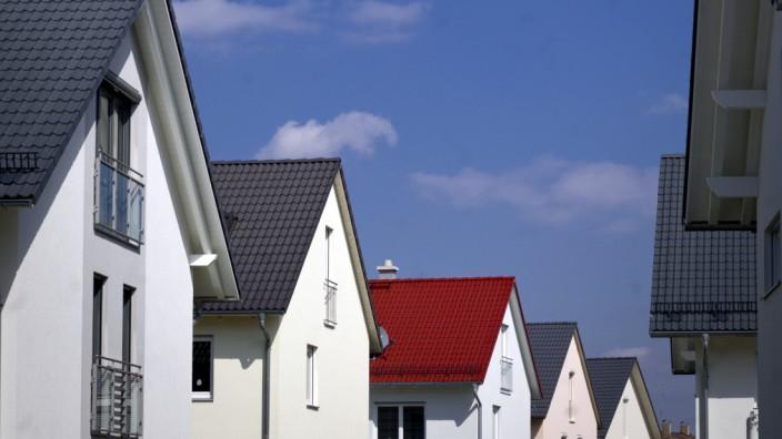 Neubaugebiet in Puchheim, 2015