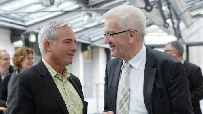 Koalitionsverhandlungen von Grünen und CDU