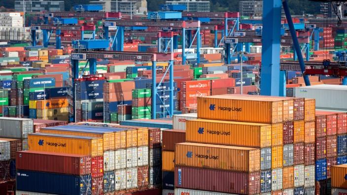 50 Jahre Container - Containerhafen