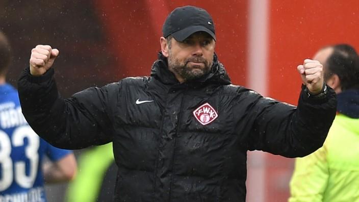 Wuerzburger Kickers v Hansa Rostock - 3. Liga