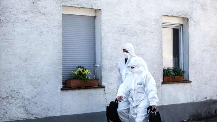 Ermittlungen zu weiteren Opfern in Höxter