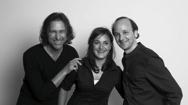 Cornelius Claudio, Carolina Camilla und Johannes Tonio Kreusch