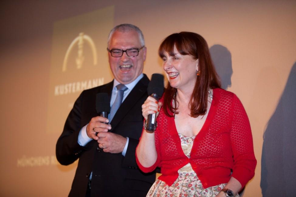 SZ Gourmet-Award 2016 im Gloria-Palast