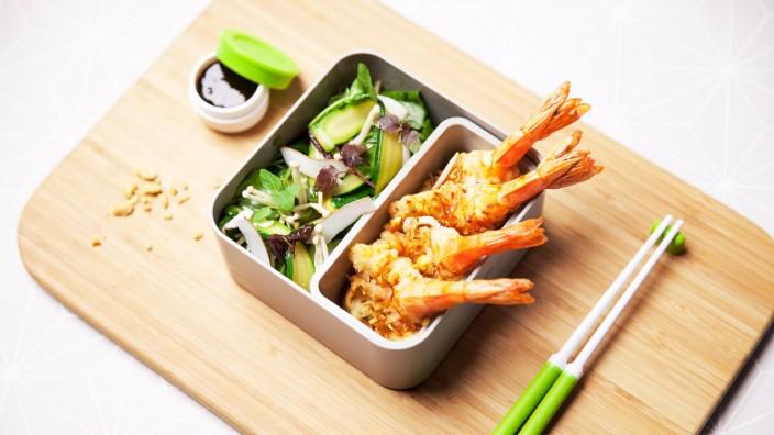 Weltküche: Foodtrend aus der Dose: die Bento-Box.