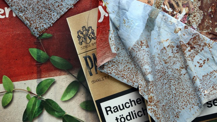 Tabak Werbeverbot