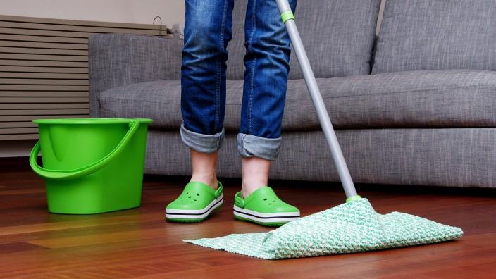 Wischen mit gutem Gewissen - Beim Putzen die Umwelt schonen