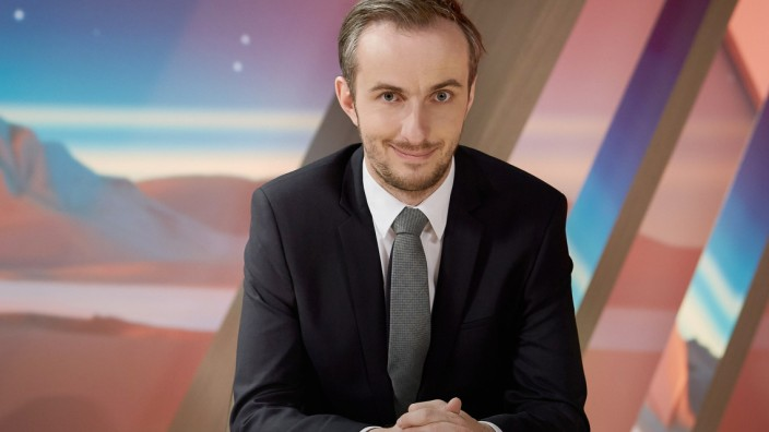 "Jan Böhmermann, ZDF-Magazin ""Neo Magazin Royale"""