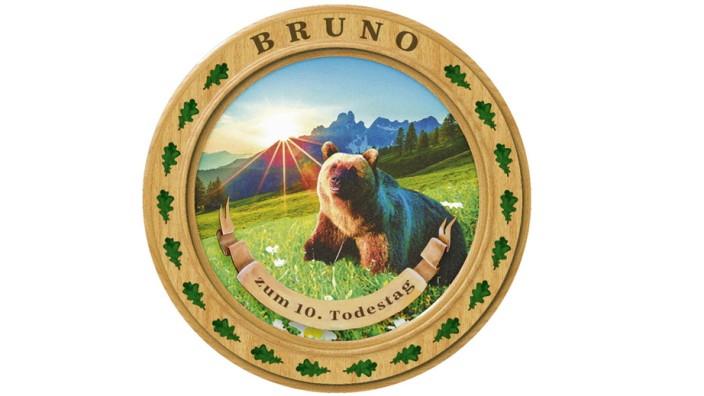 Jagd: Bruno, der Braunbär aus dem Trentino, erlangte im Sommer 2006 weltweit Berühmtheit.