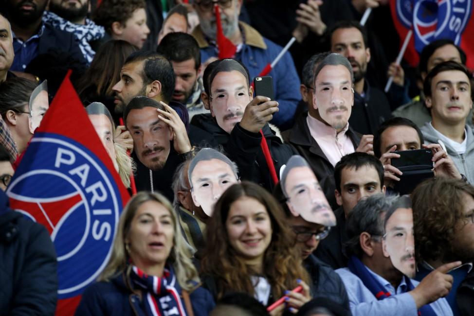 Paris Saint Germain vs FC Nantes