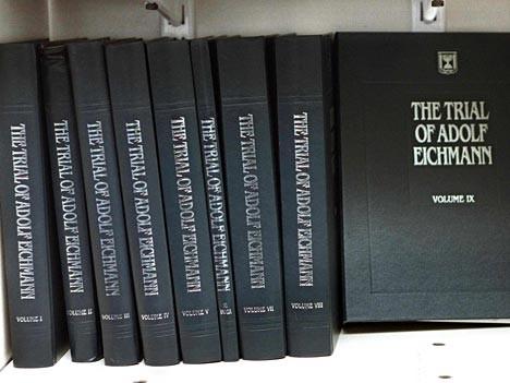 Tagebücher des Adolf Eichmann