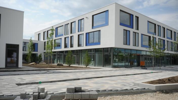 München: Auch das neue Gymnasium München Nord kann nicht alle Schüler aufnehmen - obwohl fünf statt vier Eingangsklassen gebildet wurden.