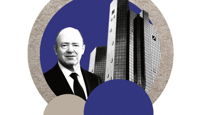 Deutsche Bank: Fotos: dpa, Deutsche Bank