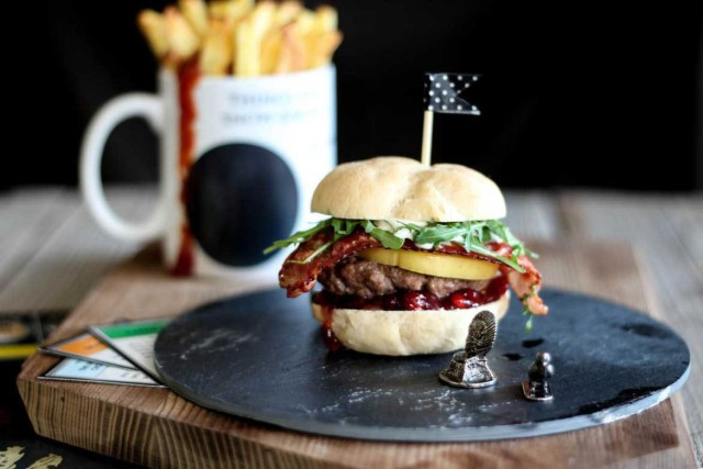 Game of Thrones Burger zu Bestem Rezept von guteguete.at