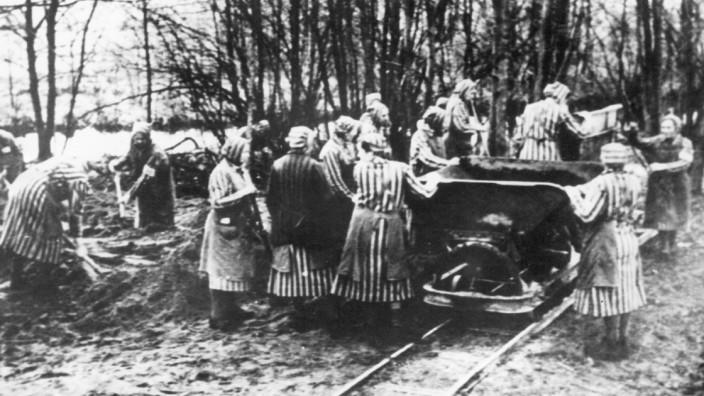 Frauen-Konzentrationslager Ravensbrück