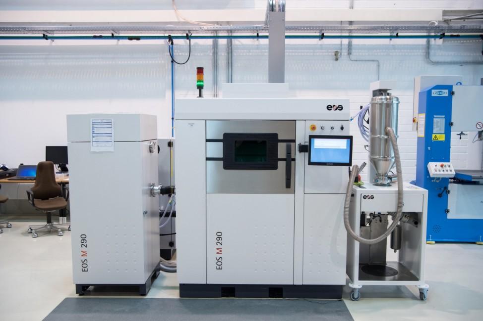 3D-Drucker in Ottobrunn