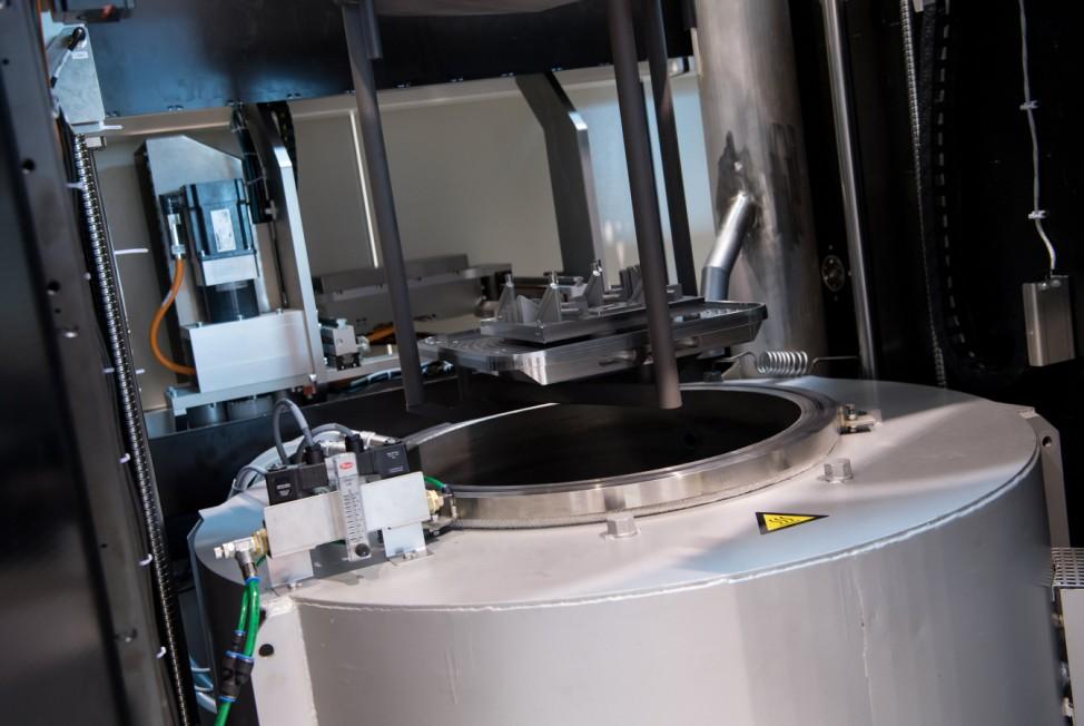 3D-Drucker für Metallbauteile
