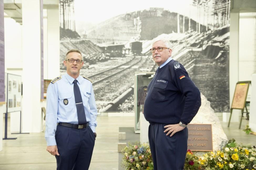 Landsberg am Lech: Welfenkaserne / Gedenkstätte / Bunker