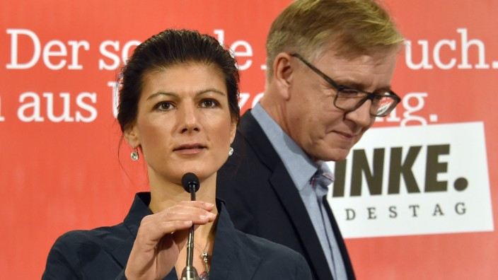 Linke will bessere Alternative sein