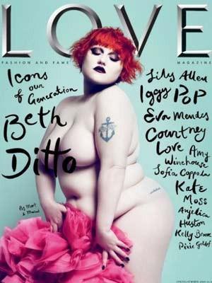 Beth Ditto, Love