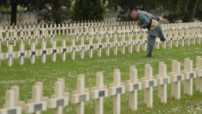 Verdun Commemorates 100th Anniversary Of World War I Battle