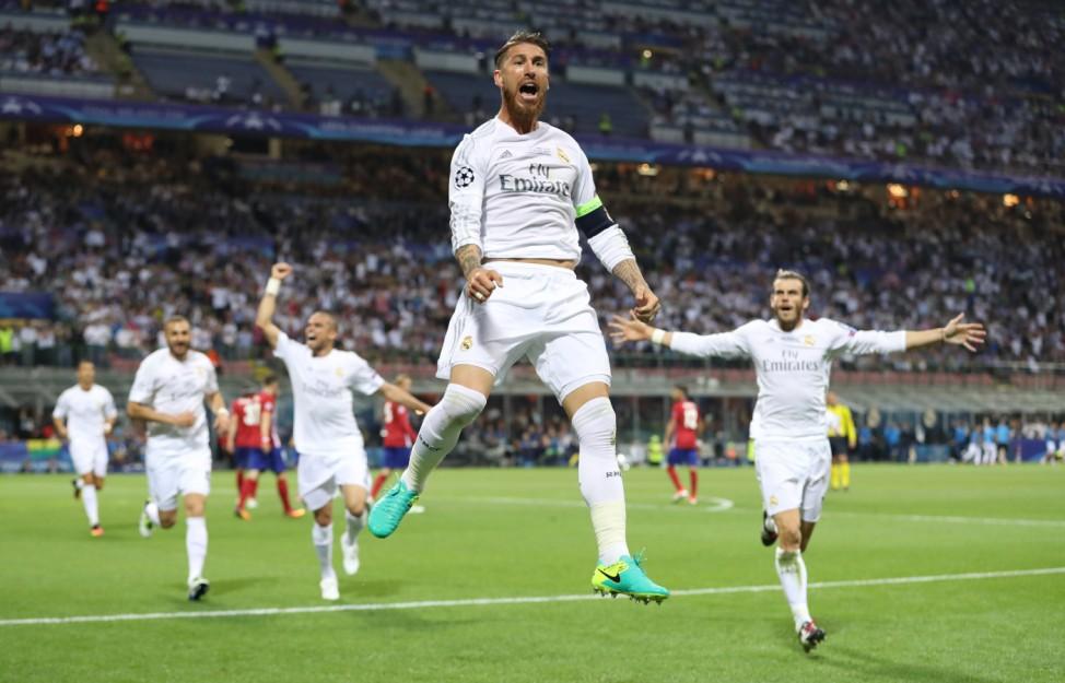 Atletico Madrid v Real Madrid - UEFA Champions League Final