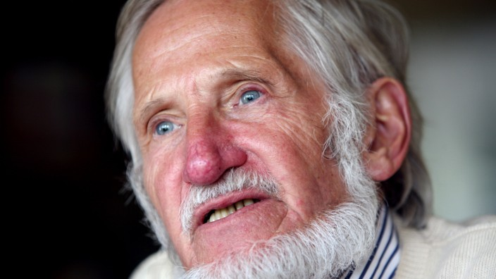 Rupert Neudeck wird 70