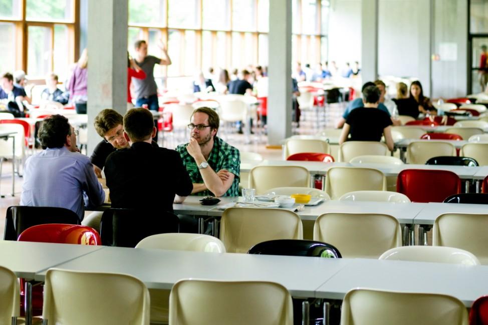 Regensburg: Campus UNIVERSITâ'¬T