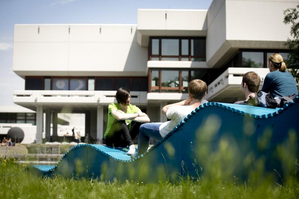 Regensburg: Campus UNIVERSITÄT