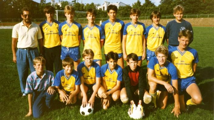 Jugendfußball 1986