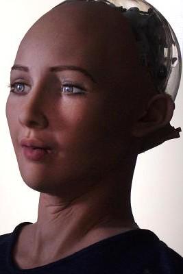 Sophia Roboter Hanson Robotics