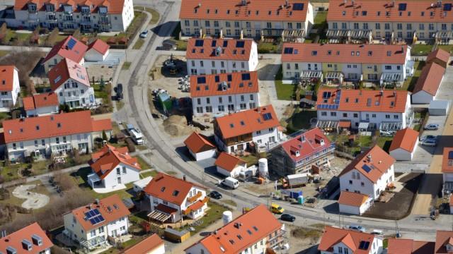 Preisunterschiede für Immobilien in Bayern
