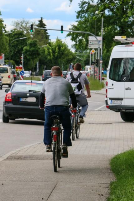 Verkehr in Karlsfeld