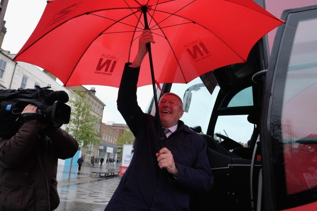 Labour In For Britain Bus Tours The North East