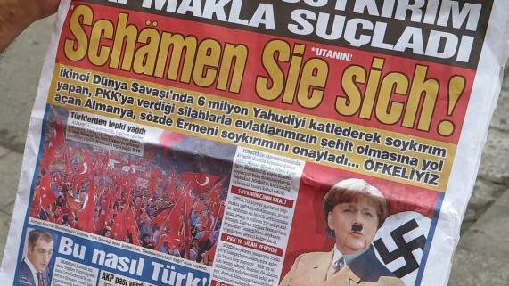 Presseecho in der Türkei
