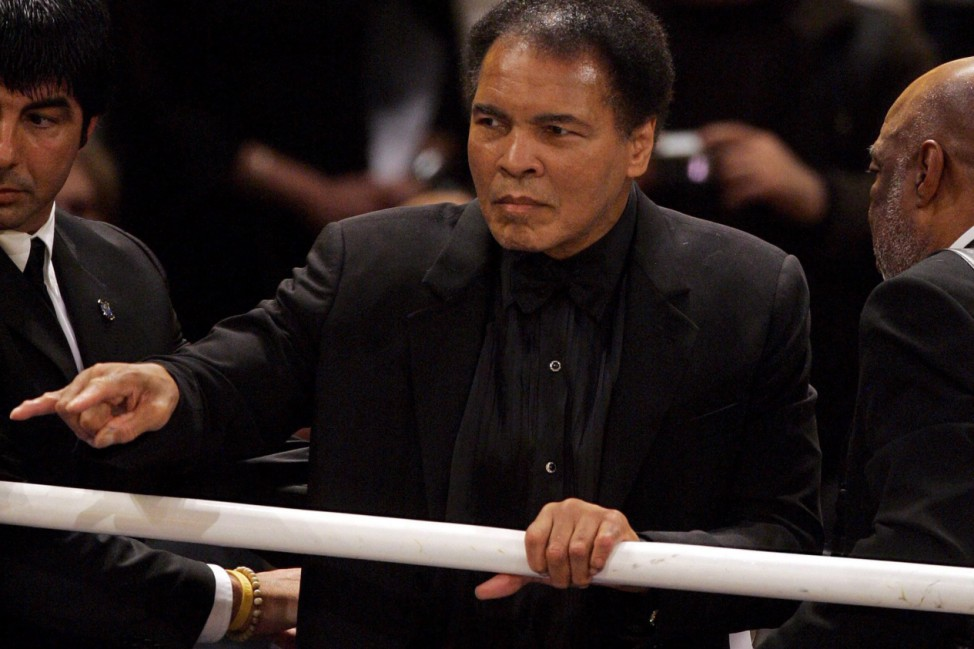 Boxing legend Muhammad Ali dies at age of 74