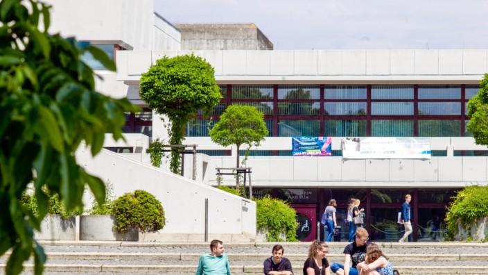 Regensburg: Campus UNIVERSIT€T