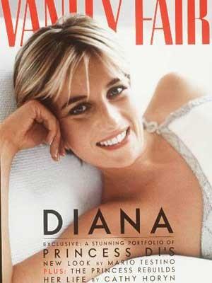 Prinzessin Diana, AP