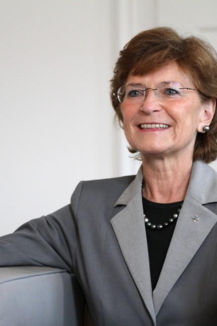 Regionalbischöfin Susanne Breit-Keßler in München, 2012
