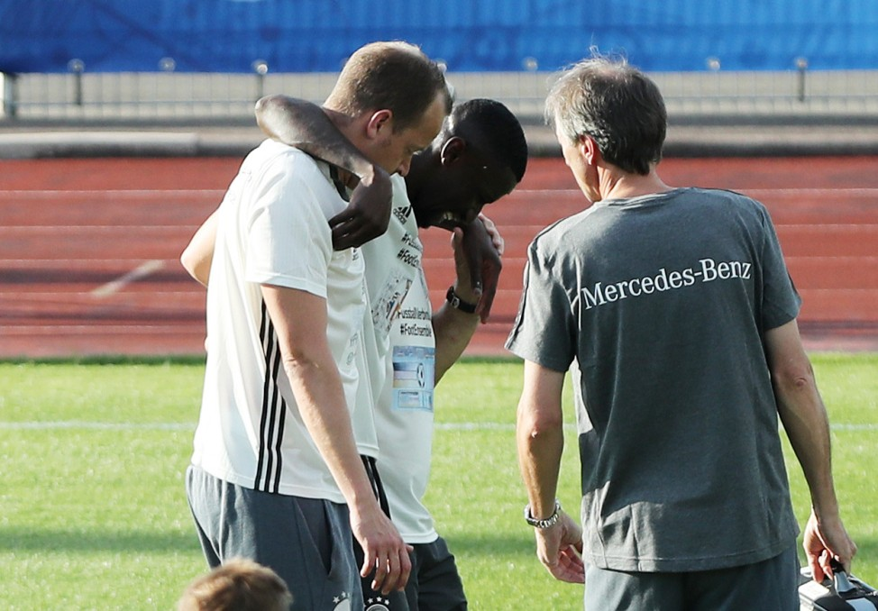 EURO 2016  - Germany training