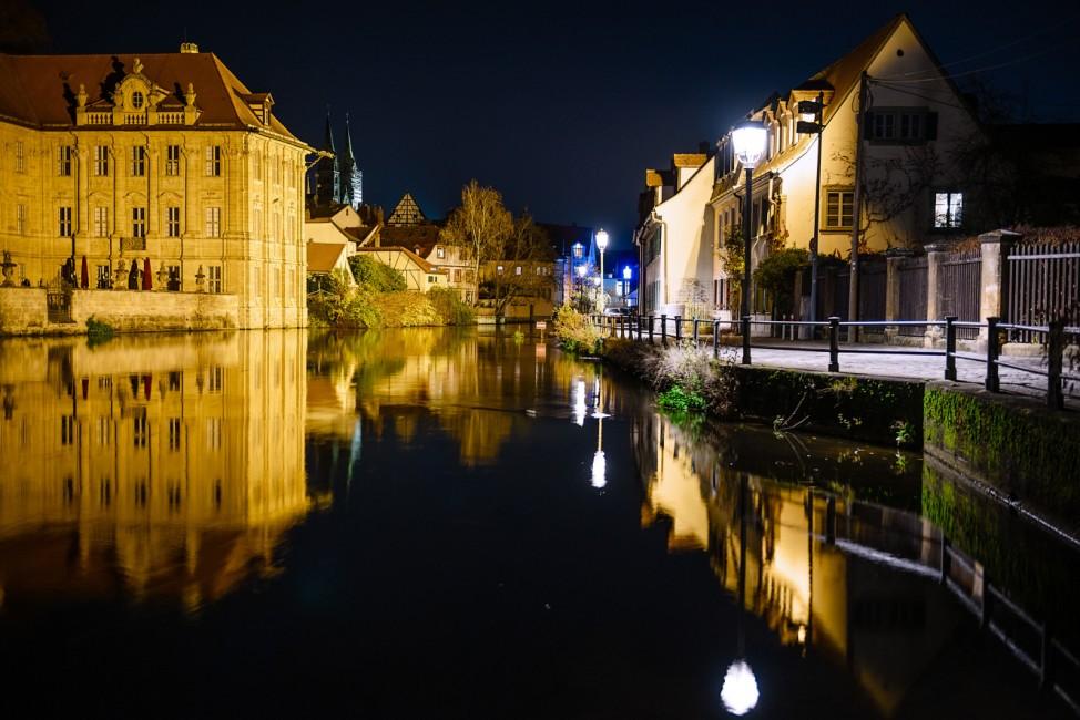 Abendstimmung in Bamberg