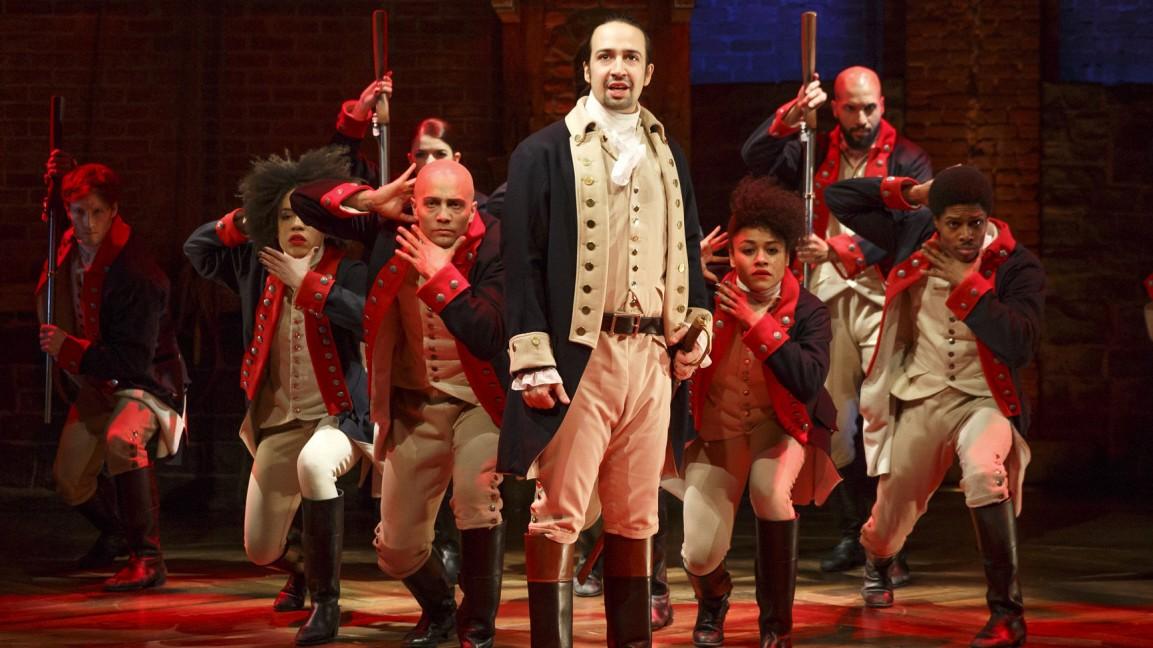 "Musical: Wie der ""Hamilton""-Hype die USA verändert - Kultur - SZ.de"