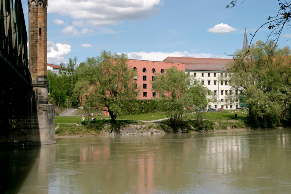 Uni-Atlas Bayern Universität Passau